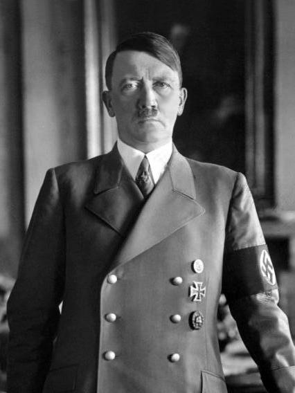 Hitler Biography in Marathi हिटलर विषयी माहिती